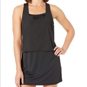 Nike Swim Mesh Reversible Layered Dress Cover-Up